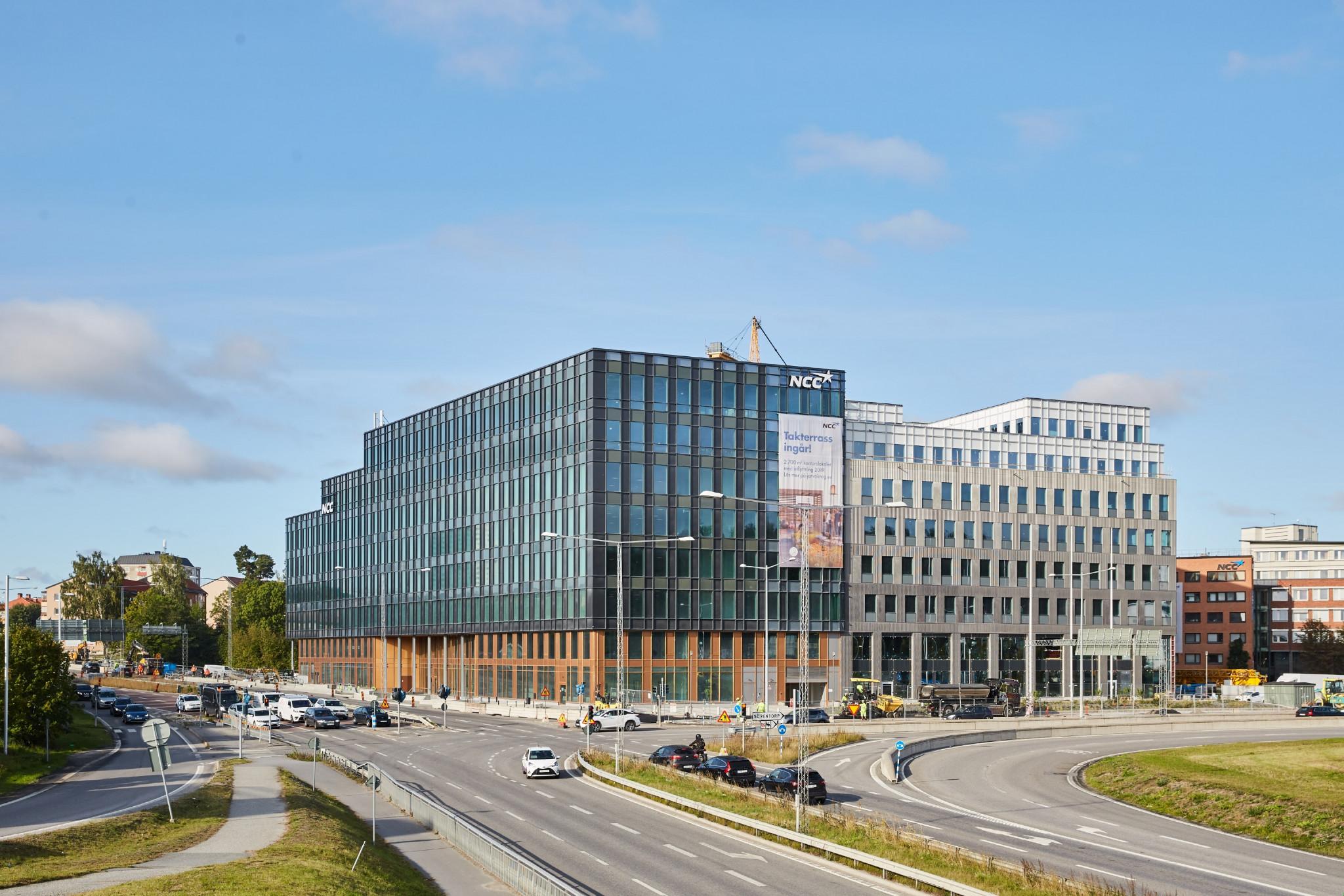 bild på NCC huvudkontor