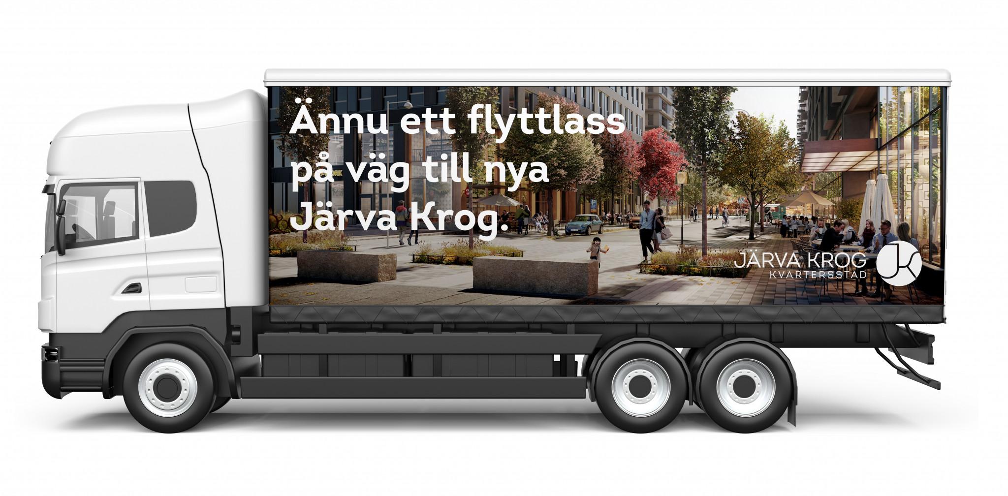 Flyttbil Järva Krog